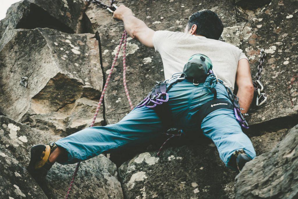 Sport Photography - Climbing