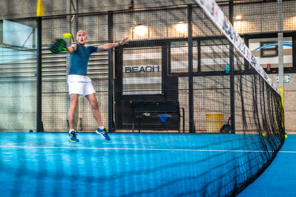 Sport Photography - Padel