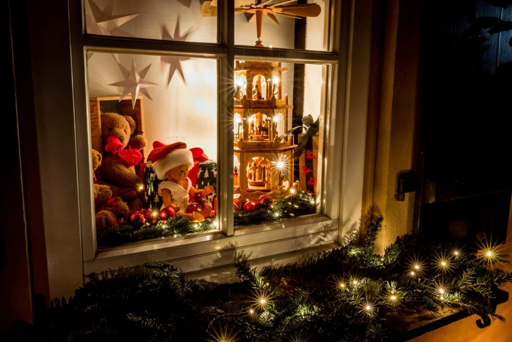 Christmas Windows Empfingen 2020